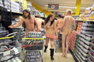 naked market