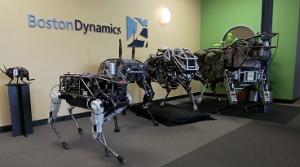 Cane robot di Google