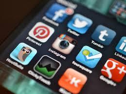 Instagram e Pinterest