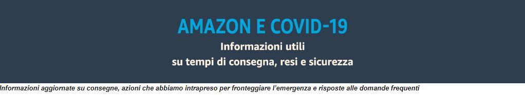 Amazon e covid19